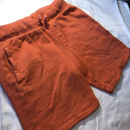 7-8 Year Tangerine Shorts
